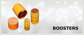 Pentolite Boosters