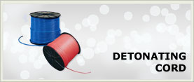 Detonating cord